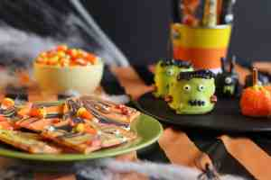 easy treats, halloween treats