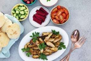 chicken shawarma, chicken shawarma recipe