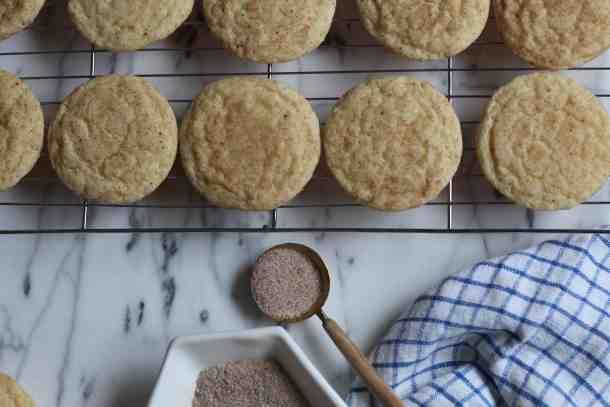 snickerdoodle cookies, recipe amandas plate, snickerdoodle recipe