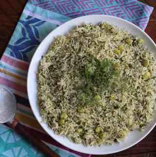 dill rice recipe