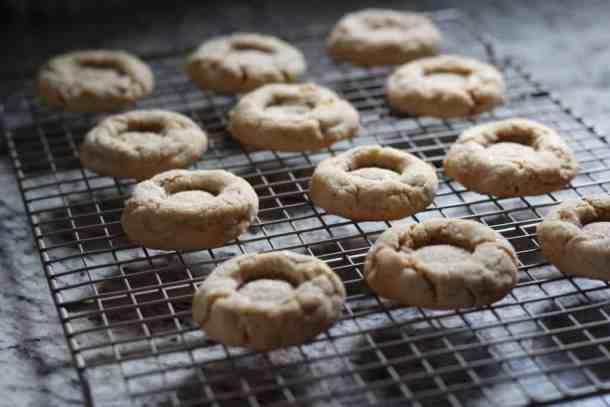 Amanda's Plate Cookie recipe