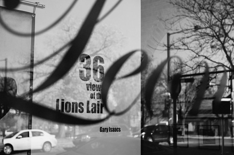 Gary Issac's 36 Views of the Lion's Lair at Leon Gallery