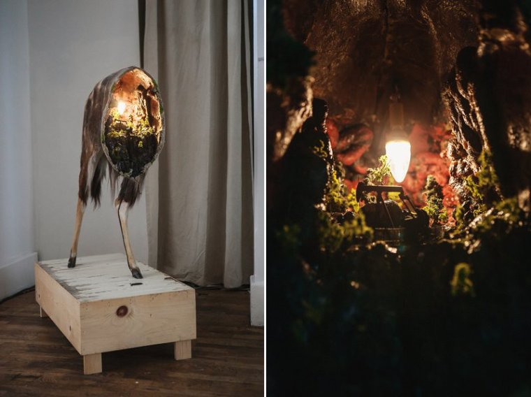 Lauri Lynnxe Murphy's Lament at Leon Gallery | www.amandatipton.