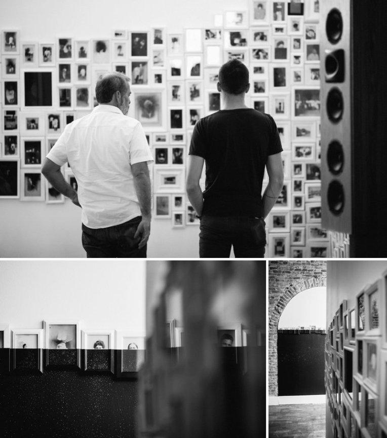 Travis Hetman at Leon Gallery | www.amandatipton.com