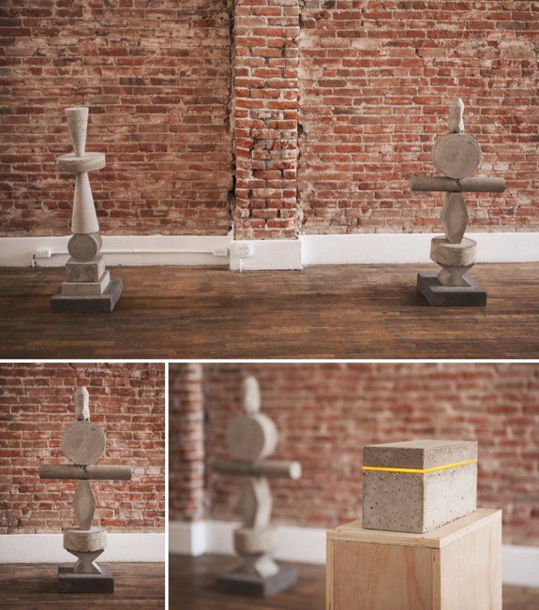 Matt Scobey at Leon Gallery | www.amandatipton.com