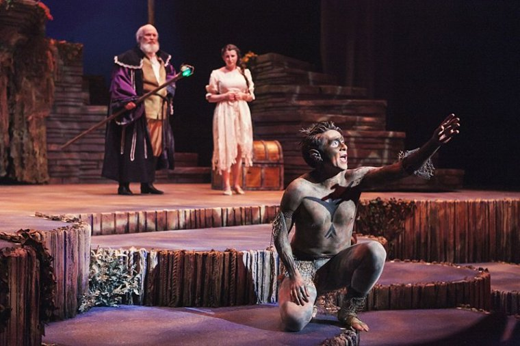 colorado theater, colorado theatre, colorado shakespeare, the tempest, educational theater