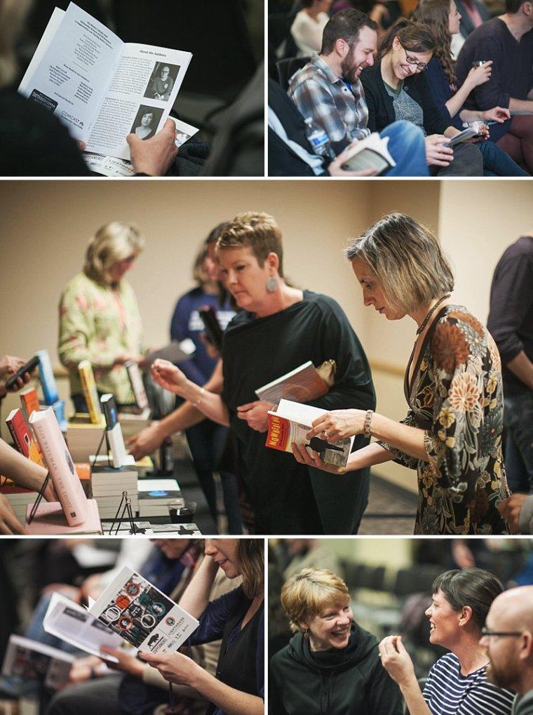 Aleksandar Hemon,Auraria Campus,Denver Event Photography,Denver Events,Elif Batuman,Lighthouse Writers Workshop,The Tivoli,