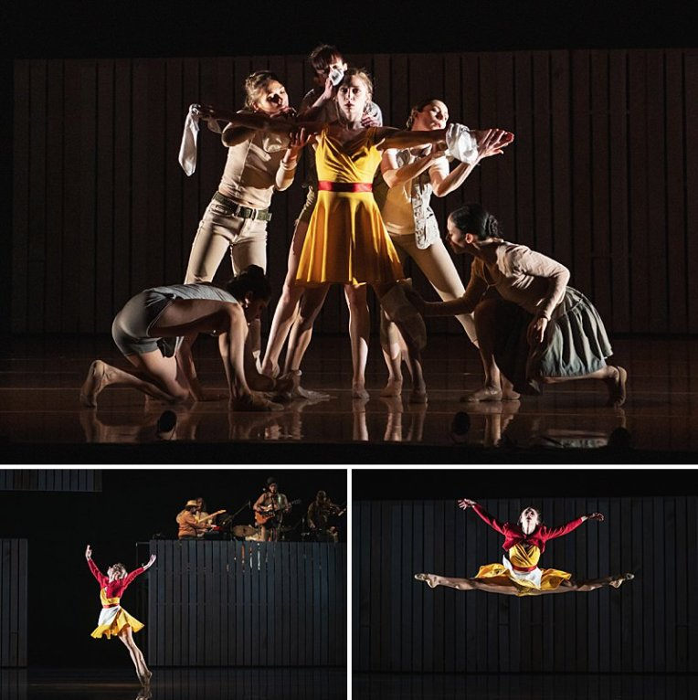 Denver Dance,Denver Dance Photographer,Gasoline Lolipops,The Sandman,Wonderbound,