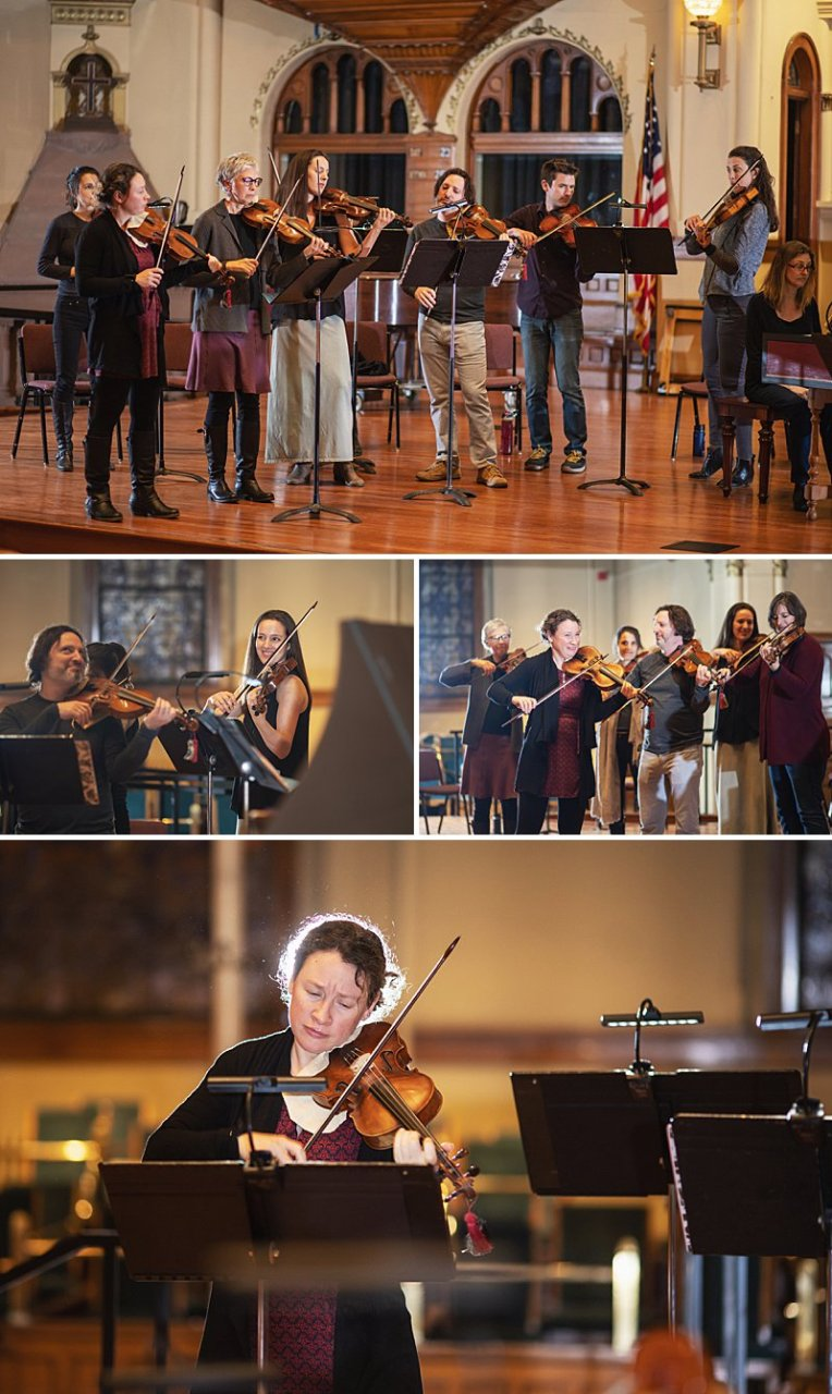 Baroque Chamber Orchestra,Denver Event Photographer,Goldberg Variations,