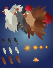 PixelFound_Chickens