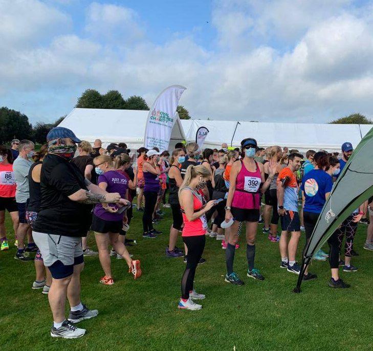 Barnstaple Half marathon Start