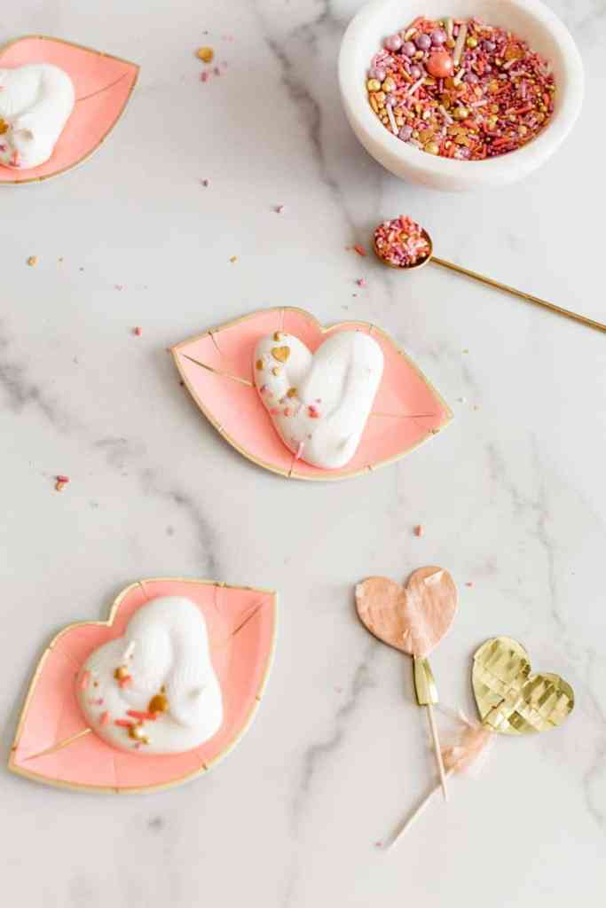 candy meringues