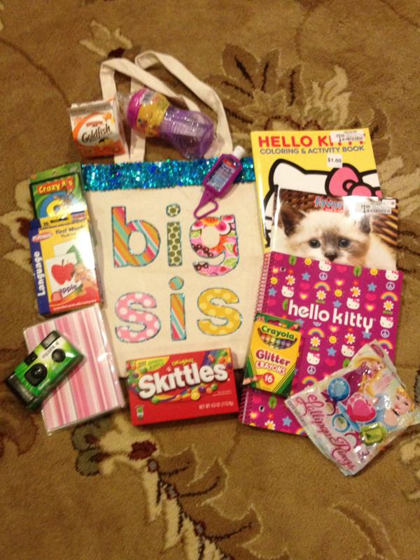 Big Brother/Big Sister Gifts - Amanda's Blog