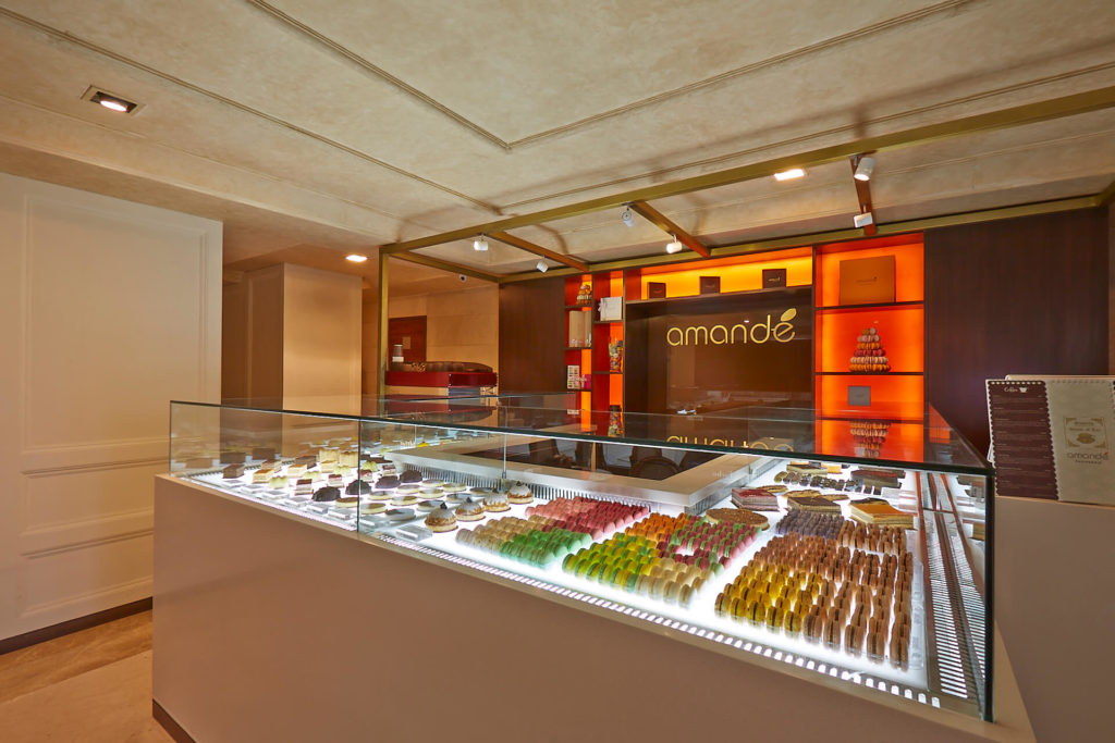 Amande Welcome To Amandé Patisserie