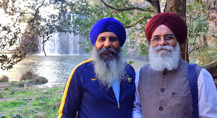 Aman-and-Surjit-Patar