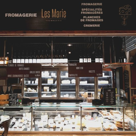 les marie fromagerie