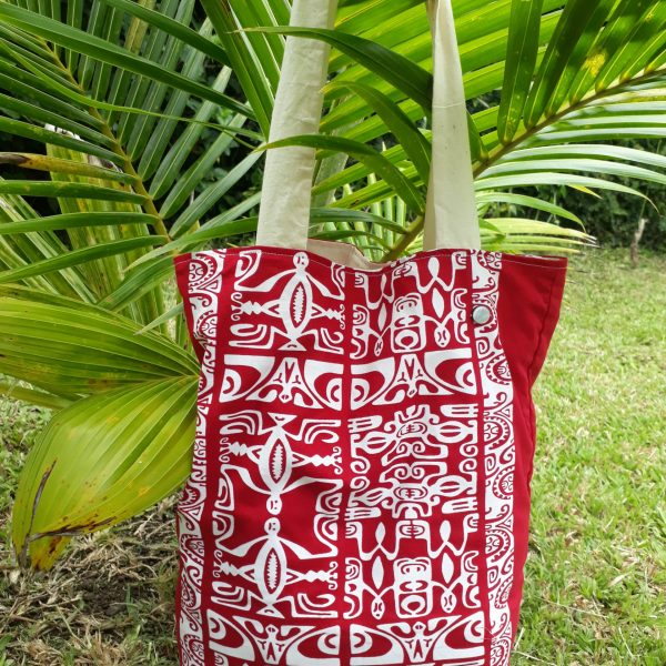 Les sac Tote bag polynésiens