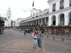 Paseando por Quito