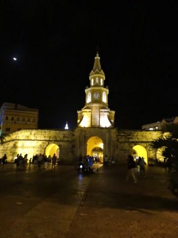 El reloh de Cartagena