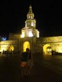 El reloj de Cartagena, un punto de encuentro en la ciudad.