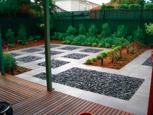 jardín minimalista 2