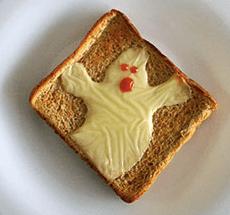 pan de fantasma