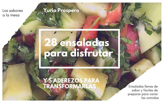 28 ensaladas para disfrutar