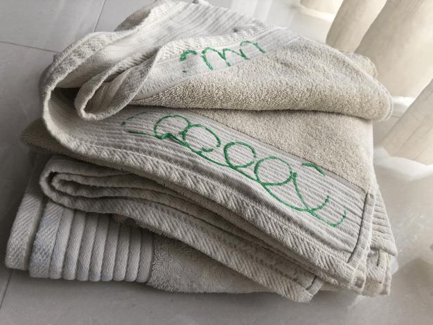 toallas para manualidades
