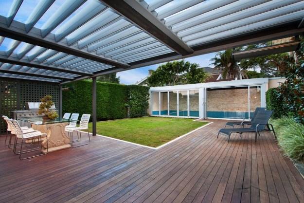 piso para patio