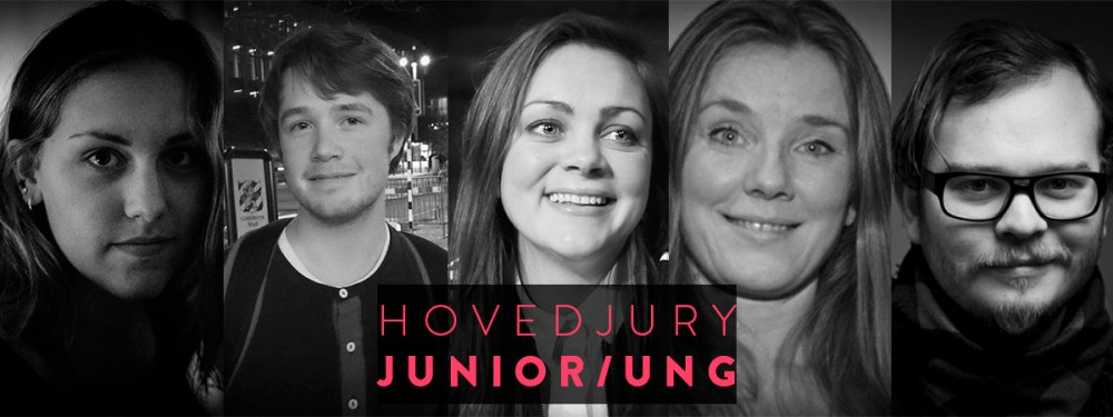 Hovedjury for Amandus JUNIOR / UNG