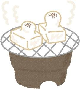 冷凍した餅の解凍方法!自然に溶ける時間やレンジにかけるコツは?