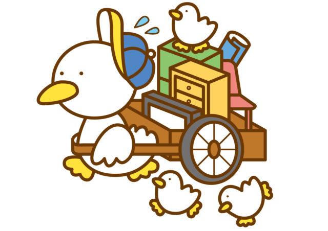引っ越しの荷物が少ないとき安くすませるには自分で運ぶ?宅急便で送る?