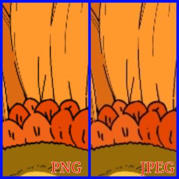 アイビスペイントの保存で画質が良いのは?PNGとJPEGの違いって?