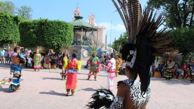 Photo of Danzantes participan en festividades de Tequisquiapan