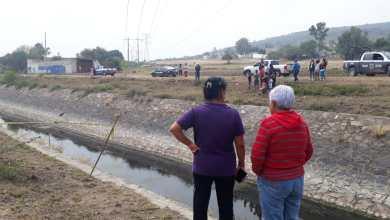 Photo of Ahogado en canal de agua, en La Estancia