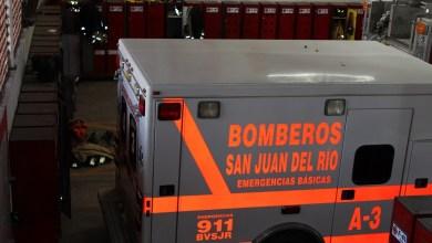 Photo of Se prepara bomberos para temporada de incendios
