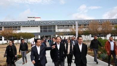 Photo of Entregan infraestructura educativa en 8 municipios de Querétaro