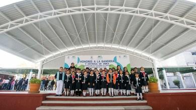 Photo of Primaria Sor Juana recibió ampliación de arcotecho