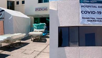 Photo of Federación establece 25 camas extras para pacientes Covid-19 en Querétaro