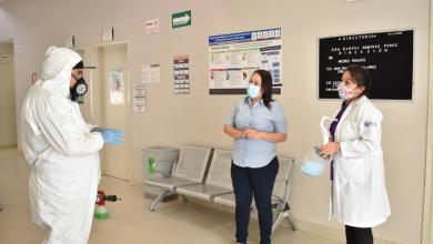 Photo of Diputada promueve sanitización de Centros de Salud
