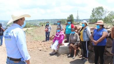 Photo of Habitantes de la Manzana, beneficiados con obras de empedrado en Amealco