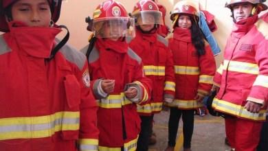 Photo of Promueven el cuidado de la niñez Secretaría de Cultura y Bomberos