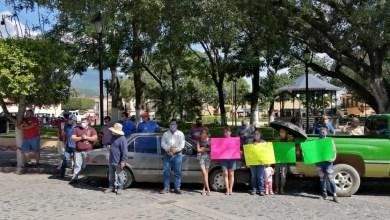 Photo of Familias denuncian ecocidio en vertedor de la presa Jalpan