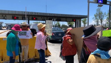 Photo of Habitantes de Santiago Mexquititlán tomaron la caseta de Palmillas