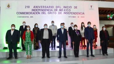 Photo of Conmemora Toño Mejía 210 Aniversario del Grito de Independencia