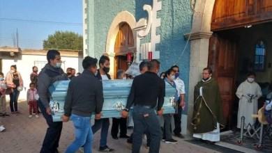 Photo of Dan último adiós a joven asesinada en San Nicolás Tequisquiapan