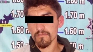 Photo of Detienen en Pedro Escobedo a presunto ladrón