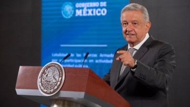 Photo of Destacan tendencia a la baja en robo y secuestro: AMLO