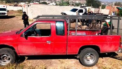 Photo of Detienen a 3, iban a bordo de camioneta robada