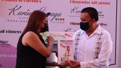 Photo of Diputada Karina Careaga presentó su 2do Año de Trabajo Legislativo